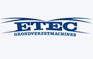 ETEC Grondverzetmachines